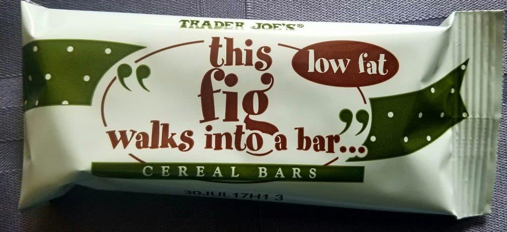 Trader Joe's This Fig Walks Into a Bar
