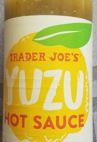 Trader Joes Yuzu Hot Sauce