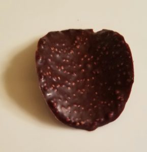 Trader Joe's Dark Chocolate Crisps