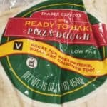 Trader Joe's Pizza Dough
