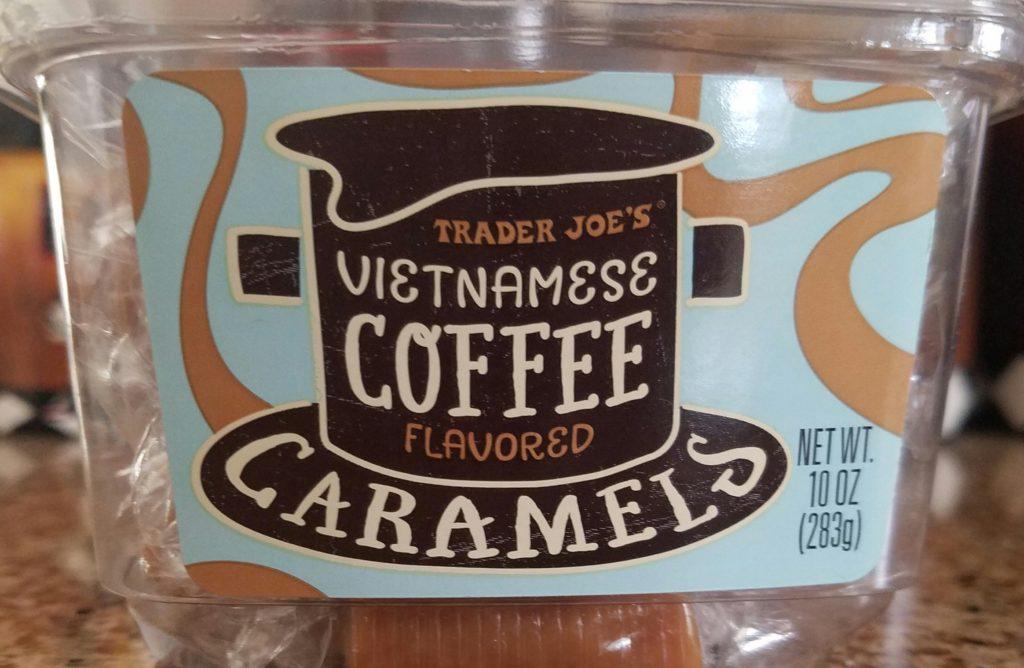 Trader Joe's Vietnamese Flavored Coffee Caramels