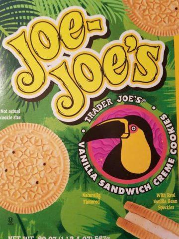 Trader Joe's Vanilla Joe Joe's