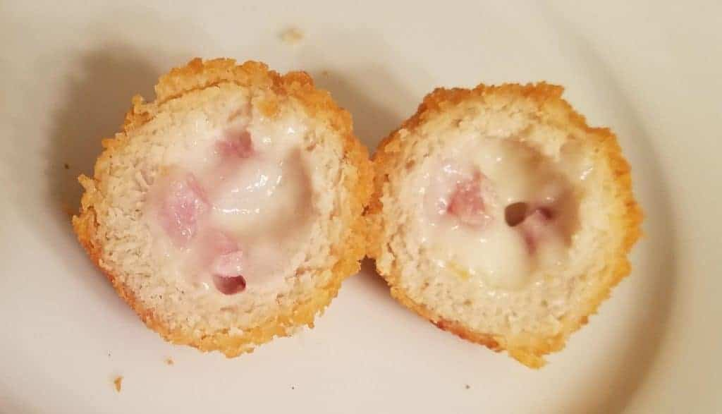 Stew Leonard's Mini Chicken Cordon Bleu