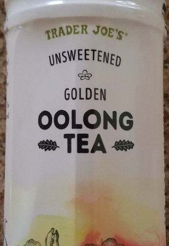 Trader Joe's Unsweetened Golden Oolong Tea