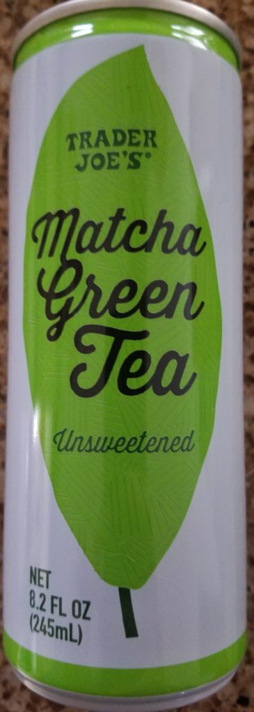 Trader Joe's Matcha Green Tea