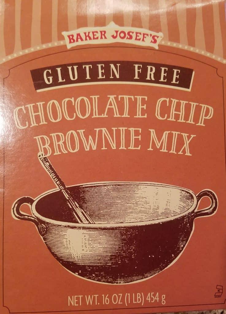Trader Joe S Gluten Free Chocolate Chip Brownie Mix