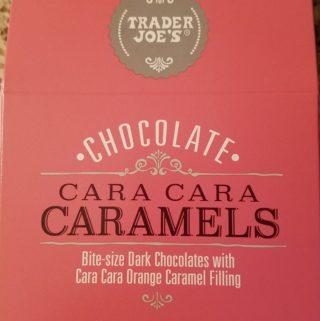 Trader Joe's Chocolate Cara Cara Caramels