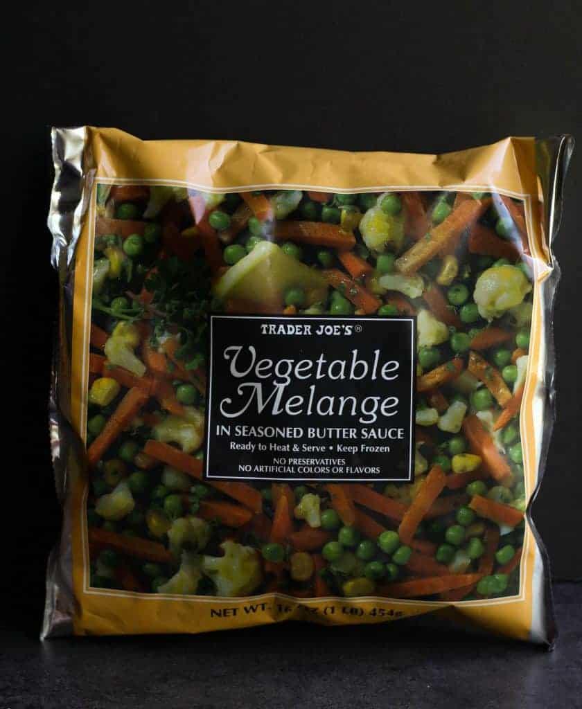 Trader Joe's Vegetable Melange