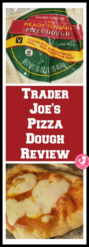 Trader Joe's Pizza Dough review. Want to know if this is something worth putting on your shopping list from Trader Joe's? All pins link to BecomeBetty.com where you can find reviews, pictures, thoughts, calorie counts, nutritional information, how to prepare, allergy information, price, and how to prepare each product.
