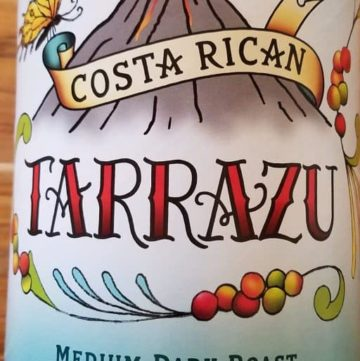 Trader Joe's Tarrazu Coffee