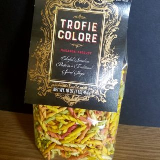 Trader Joe's Trofie Colore bag