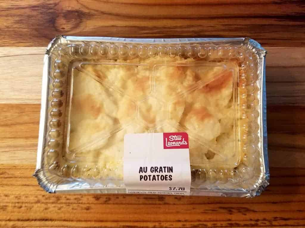 Stew Leonard's Potatoes Au Gratin