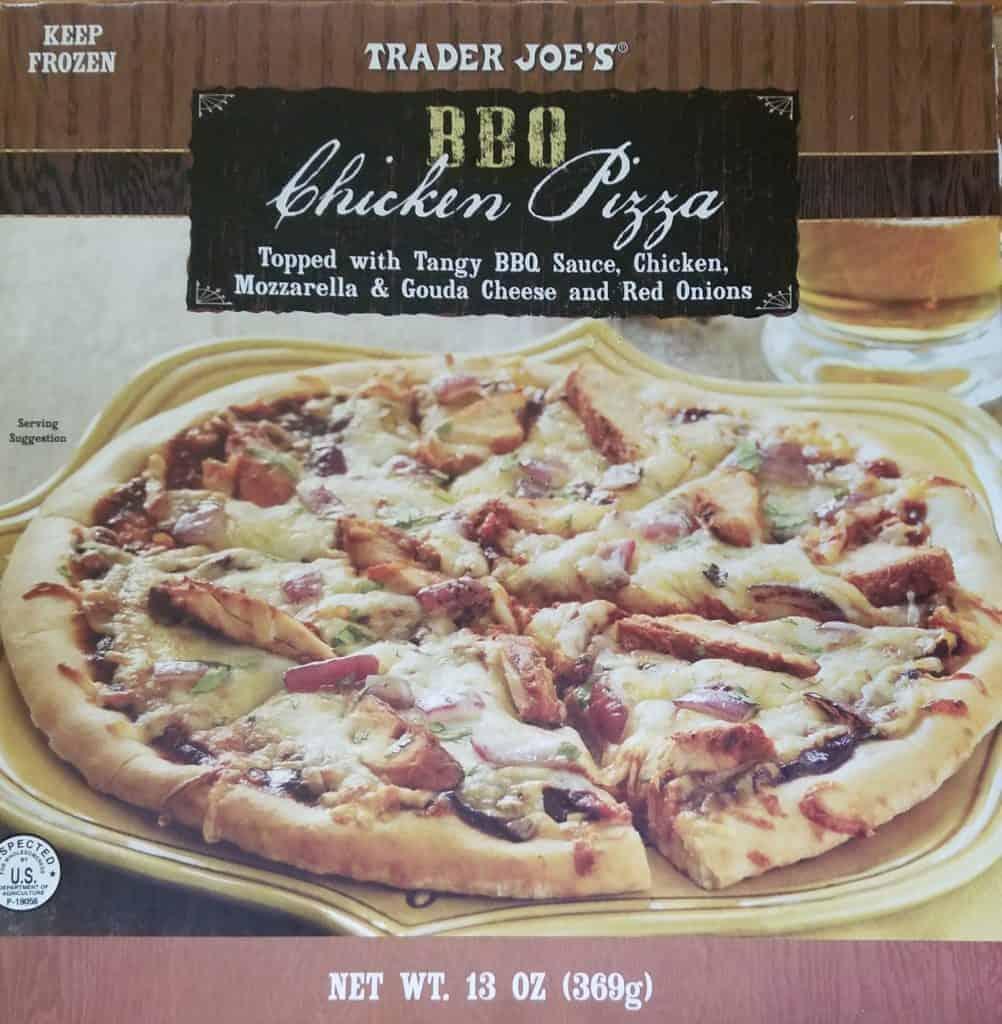 Trader Joe S Bbq Chicken Pizza Becomebetty Com