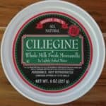 Trader Joe's Ciliegine Fresh Mozzarella