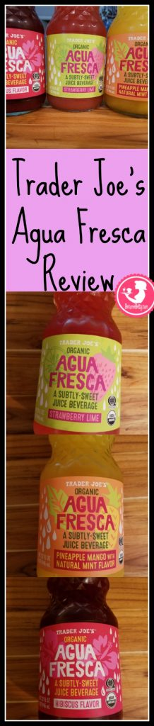 Trader Joe's Organic Agua Fresca Review. Want to know if this is something worth buying from Trader Joe's? All pins link to BecomeBetty.com where you can find reviews, pictures, thoughts, calorie counts, nutritional information, how to prepare, allergy information, price, and how to prepare each product.