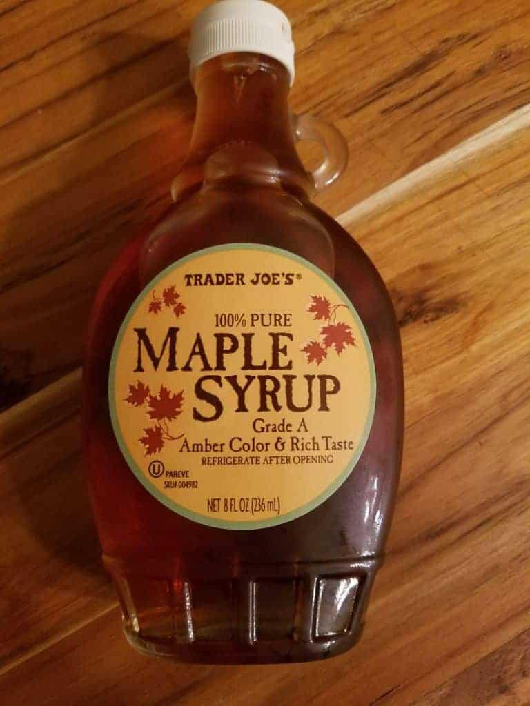 a536d519ccf Trader Joe s Grade A Maple Syrup