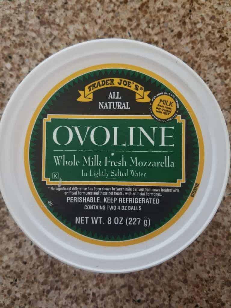 Trader Joe's Ovoline Mozzarella