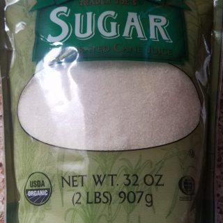 Trader Joe's Organic Sugar