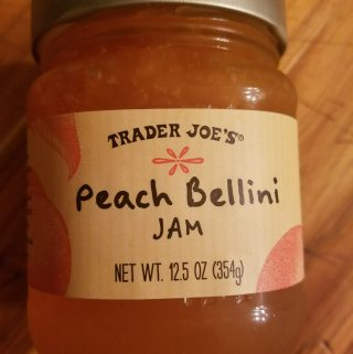 Trader Joe's Peach Bellini Jam