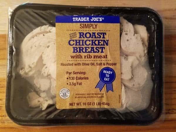 Trader Joe's Simply Roast Chicken