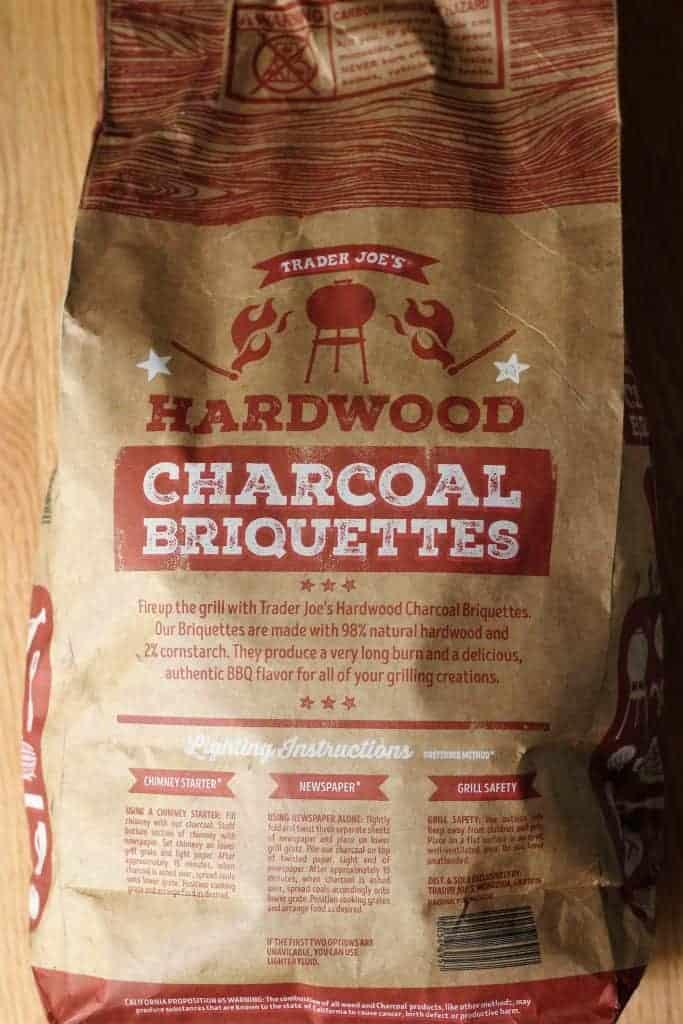 Trader Joe S Hardwood Charcoal Briquettes Becomebetty Com