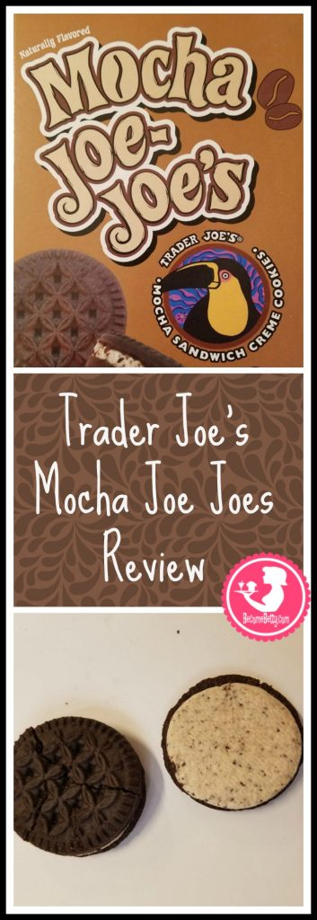 Trader Joes Mocha Joe Joes Cookies Review. Want to know if this is something worth buying from Trader Joe's? All pins link to BecomeBetty.com where you can find reviews, pictures, thoughts, calorie counts, nutritional information, how to prepare, allergy information, and product thoughts.