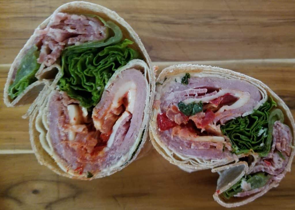 Trader Joe's Italian Style Wrap