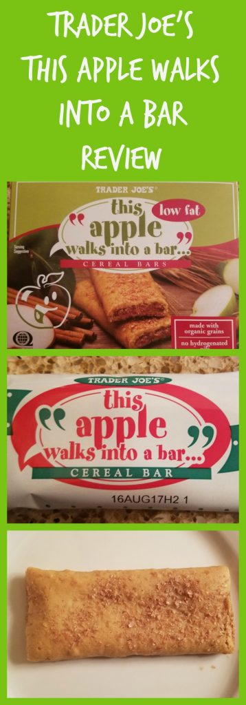 Thinking about buying Trader Joe's This Apple Walks Into a Bar? Want to know if it is good from Trader Joe's? Follow this board to find reviews of items found in the store. All pins link to BecomeBetty.com where you can find reviews, pictures, thoughts, calorie counts, nutritional information, how to prepare, allergy information, and how to prepare each product.