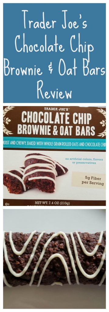 Thinking about buying Trader Joe's Chocolate Chip Brownie and Oat Bars? Want to know if this is something worth buying from Trader Joe's? All pins link to BecomeBetty.com where you can find reviews, pictures, thoughts, calorie counts, nutritional information, how to prepare, allergy information, and how to prepare each product.