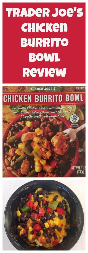 Trader Joe's Chicken Burrito Bowl Review. Want to know if this is something worth buying from Trader Joe's? All pins link to BecomeBetty.com where you can find reviews, pictures, thoughts, calorie counts, nutritional information, how to prepare, allergy information, and how to prepare each product.