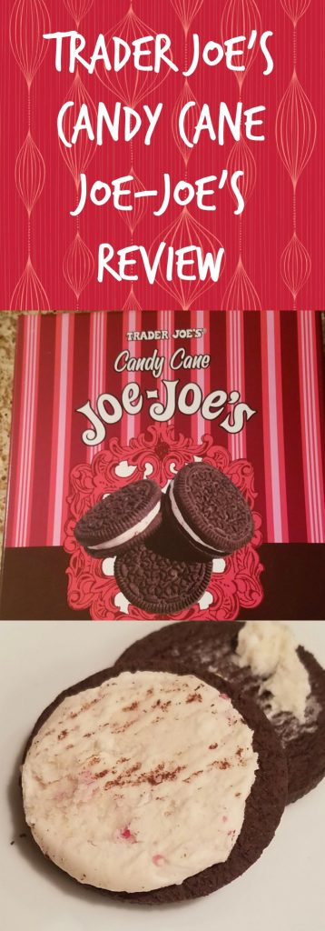 Trader Joe's Candy Cane Joe Joe's Review. Want to know if this is something worth buying from Trader Joe's? All pins link to BecomeBetty.com where you can find reviews, pictures, thoughts, calorie counts, nutritional information, how to prepare, allergy information, and how to prepare each product.