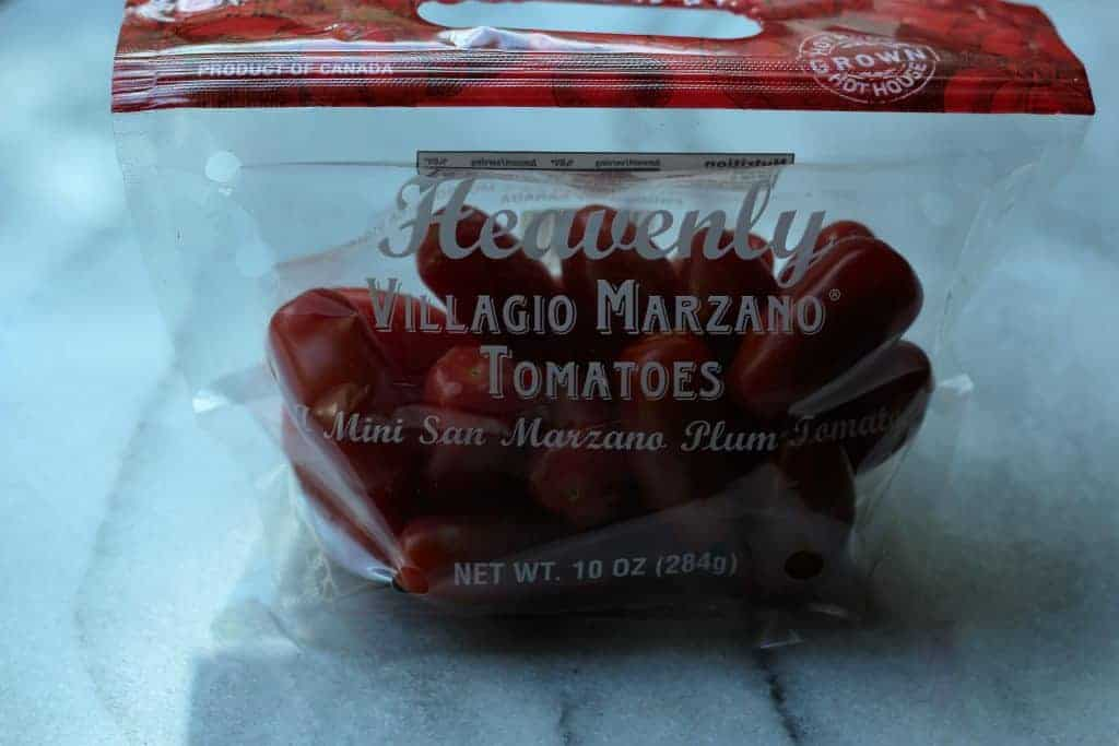 Trader Joe's Heavenly Villagio Marzano Tomatoes