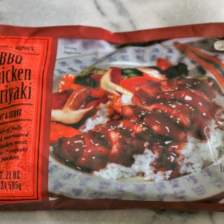 Trader Joe's BBQ Teriyaki Chicken