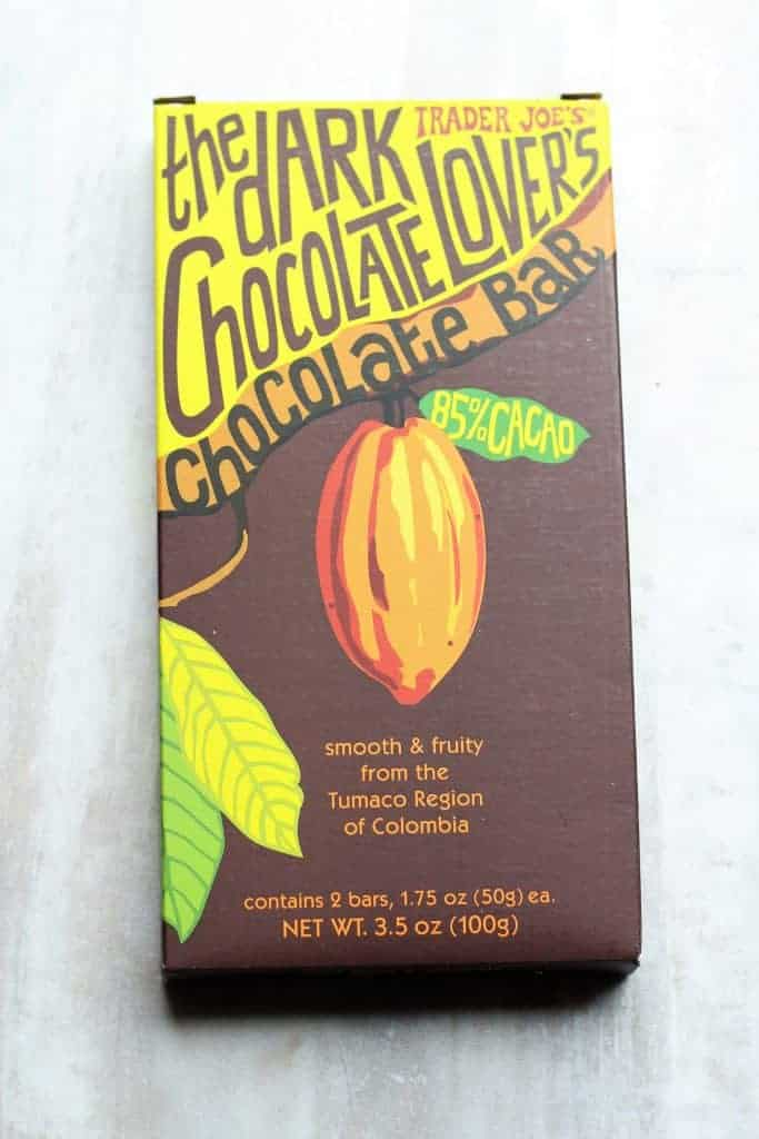 Dark Chocolate Lovers Trader Joe