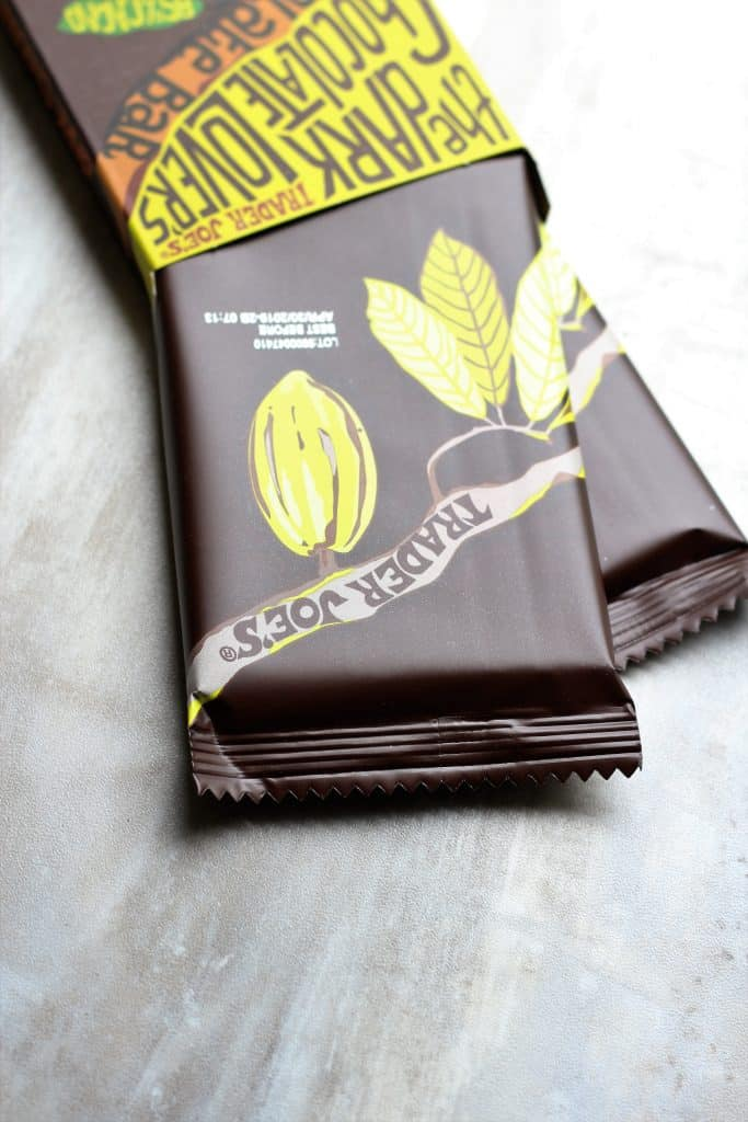 Trader Joe's Dark Chocolate Lovers Chocolate Bar 85% Cocoa