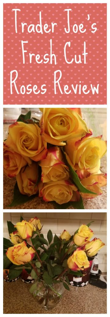 Trader Joes Roses review. Want to know how much these beauties last and how much they cost, continue on to BecomeBetty.com for more information.