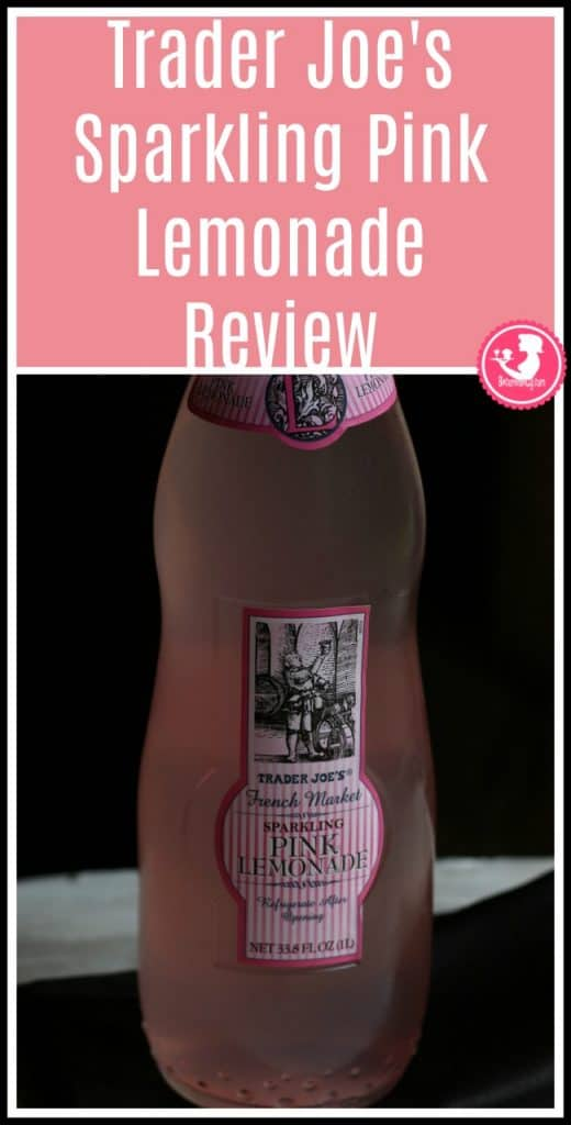 Trader Joe's Sparkling Pink Lemonade review. Want to know if this is something worth putting on your shopping list from Trader Joe's? All pins link to BecomeBetty.com where you can find reviews, pictures, thoughts, calorie counts, nutritional information, how to prepare, allergy information, price, and how to prepare each product.