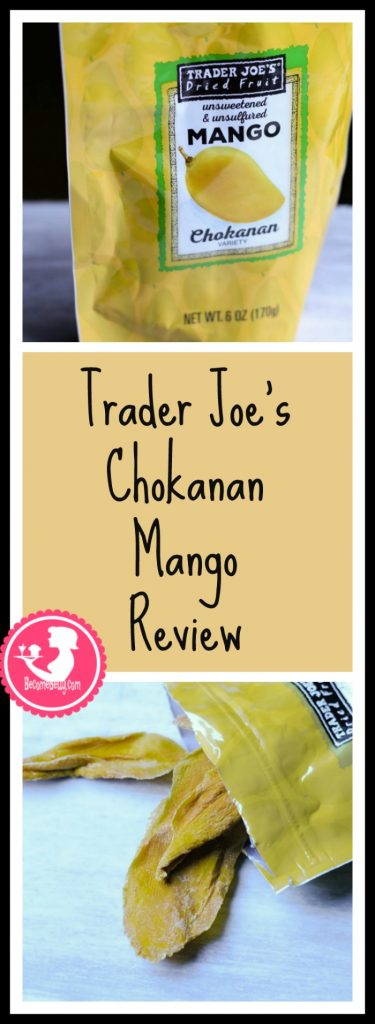 Trader Joes Chokanan Mangoes are different from other varieties of fruit. They would make a great snack too. Read my full review for more information. Want to know if this is something worth buying from Trader Joe's? All pins link to BecomeBetty.com where you can find reviews, pictures, thoughts, calorie counts, nutritional information, how to prepare, allergy information, and how to prepare each product.