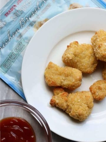 Trader Joe's Gluten Free Chicken Brest Nuggets