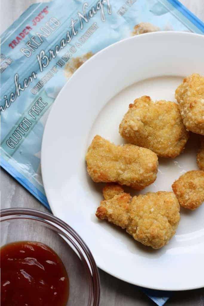 Trader Joe's Gluten Free Chicken Brest Nuggets