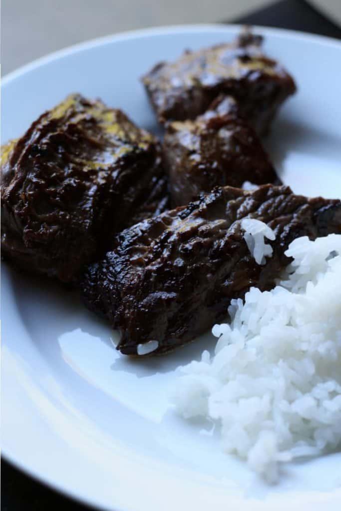 Trader Joe's Island Teriyaki Steak Tips