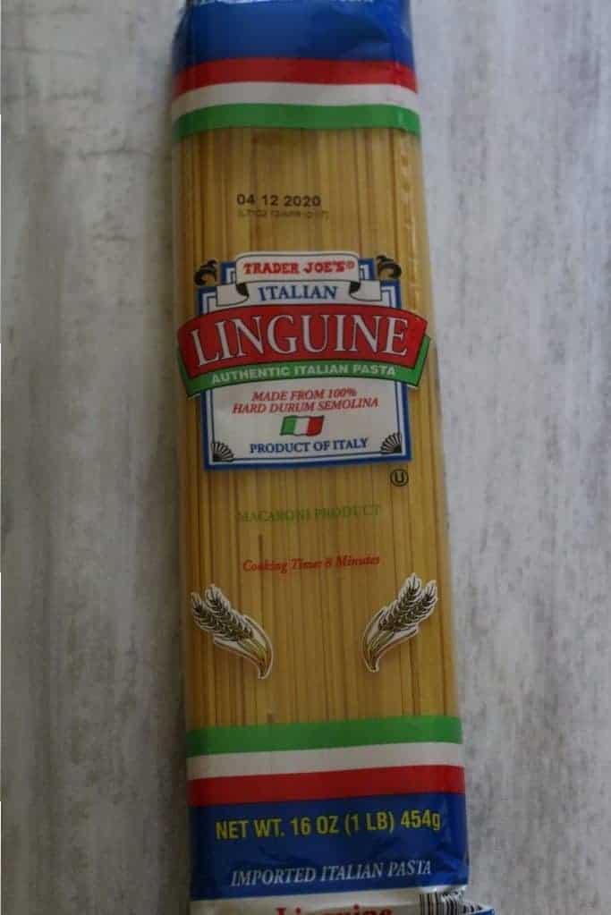Trader Joe's Italian Linguine