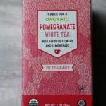 Trader Joe's Organic Pomegranate White Tea