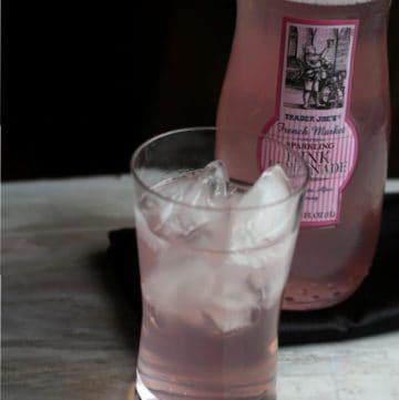 Trader Joe's Sparkling Pink Lemonade