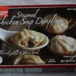 Trader Joe's Steamed Chicken Soup Dumplings