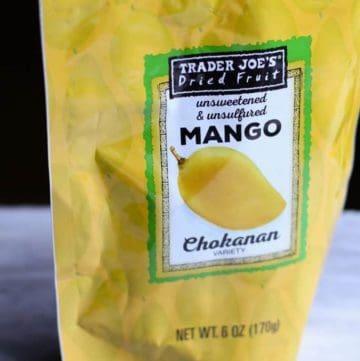 Trader Joe's Chokanan Mango