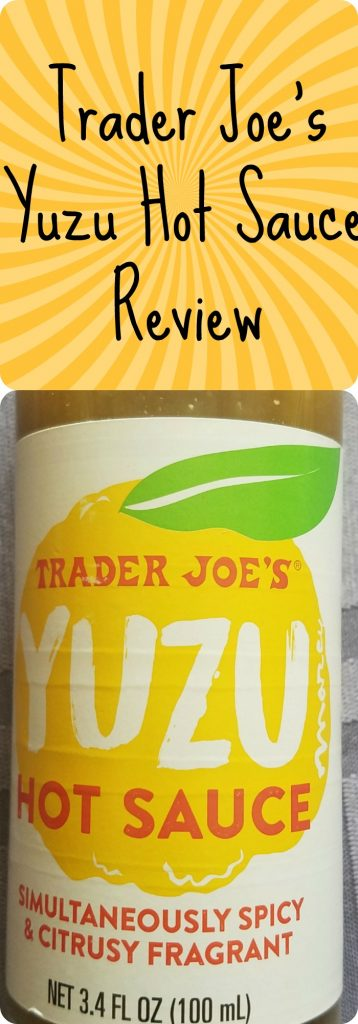 Trader Joes Yuzu Review. Want to know if this is something worth buying from Trader Joe's? All pins link to BecomeBetty.com where you can find reviews, pictures, thoughts, calorie counts, nutritional information, how to prepare, allergy information, and how to prepare each product.