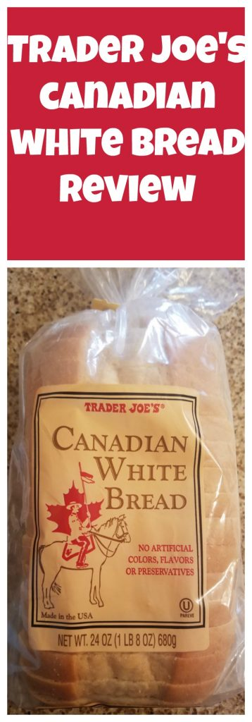 Trader Joe's Canadian White Bread review. Want to know if this is something worth buying from Trader Joe's? All pins link to BecomeBetty.com where you can find reviews, pictures, thoughts, calorie counts, nutritional information, how to prepare, allergy information, and how to prepare each product.
