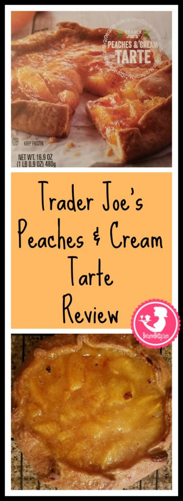 Trader Joes Peaches and Cream review. Want to know if this is something worth buying from Trader Joe's? All pins link to BecomeBetty.com where you can find reviews, pictures, thoughts, calorie counts, nutritional information, how to prepare, allergy information, and how to prepare each product.