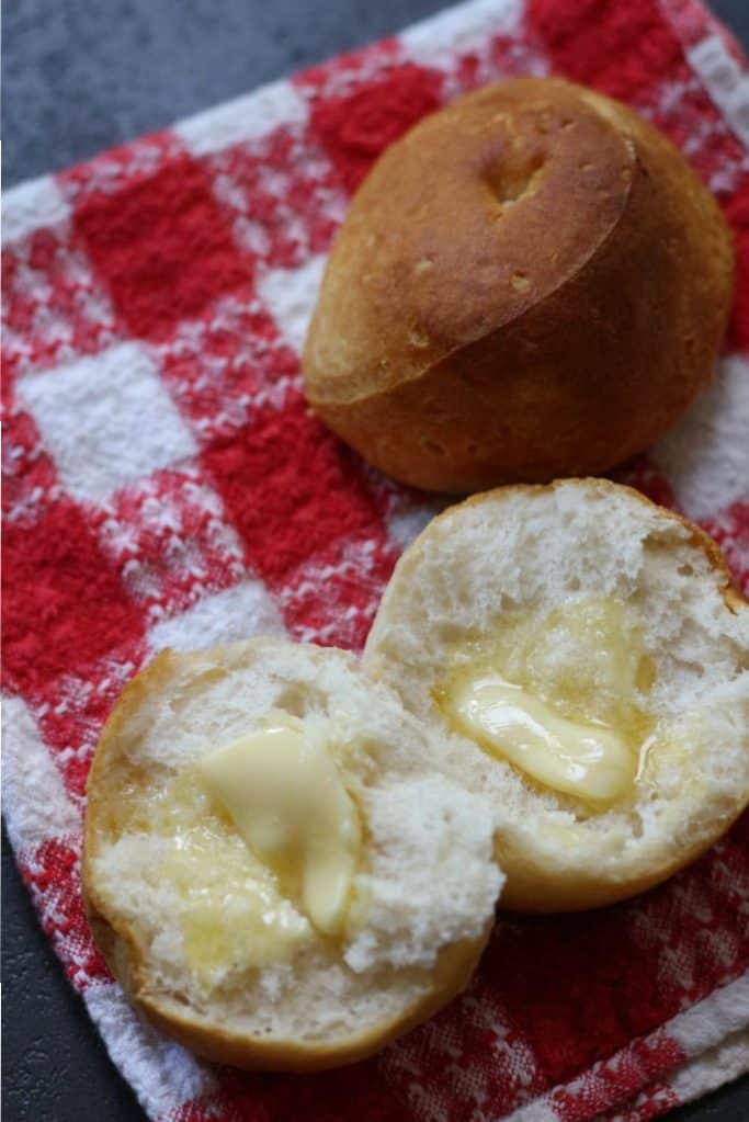 Trader Joe's Buttermilk Biscuits